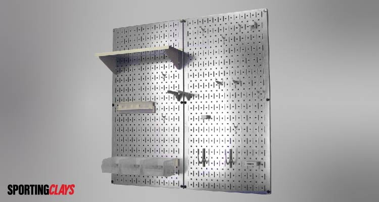 best metal pegboard