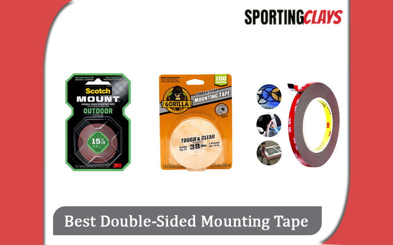 Best Double-Sided Mounting Tape